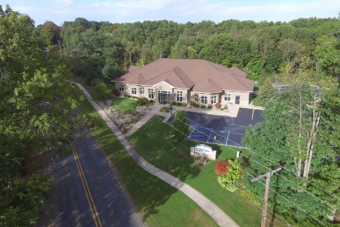 Show Seasonal Differences with a Drone Company in Kalamazoo