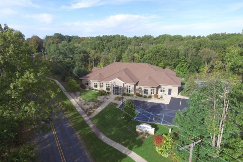 Capture Your Graduation Party with Drone Photography in Battle Creek