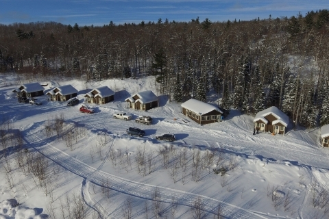 Easily Survey Land in Winter with Drone Mapping in Kalamazoo